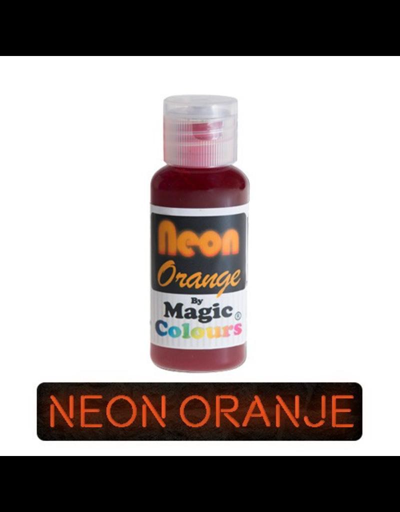 Magic Colours Neon kleurstof oranje