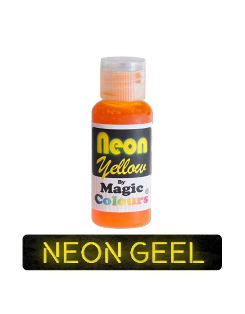 Magic Colours Neon kleurstof geel