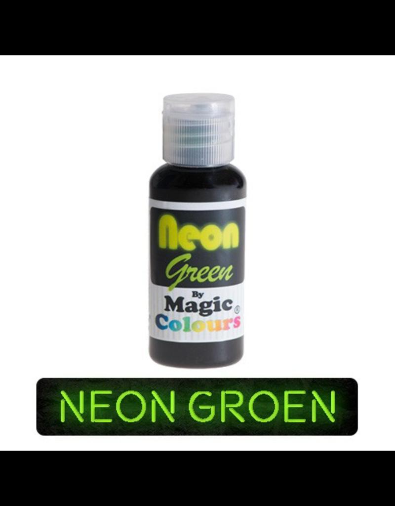 Magic Colours Neon kleurstof groen