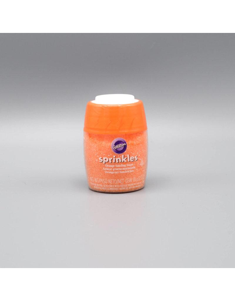 Wilton Gekleurd suiker oranje Wilton