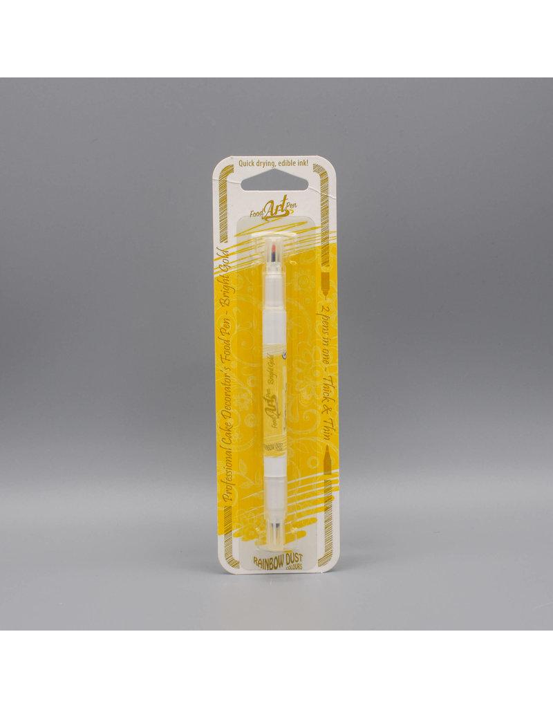 Rainbow Dust Stift eetbaar goud