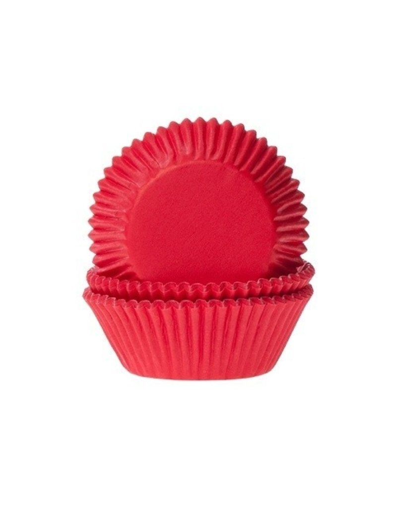 House Of Marie Cupcakecup rood 50st