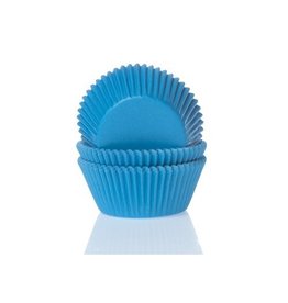 House Of Marie Cupcakecup blauw 50st