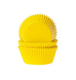 House Of Marie Cupcakecup geel 50st