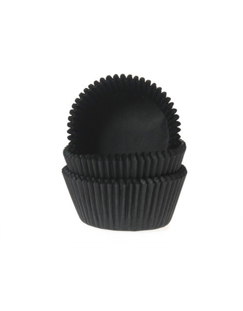 House Of Marie Cupcakecup zwart 50st