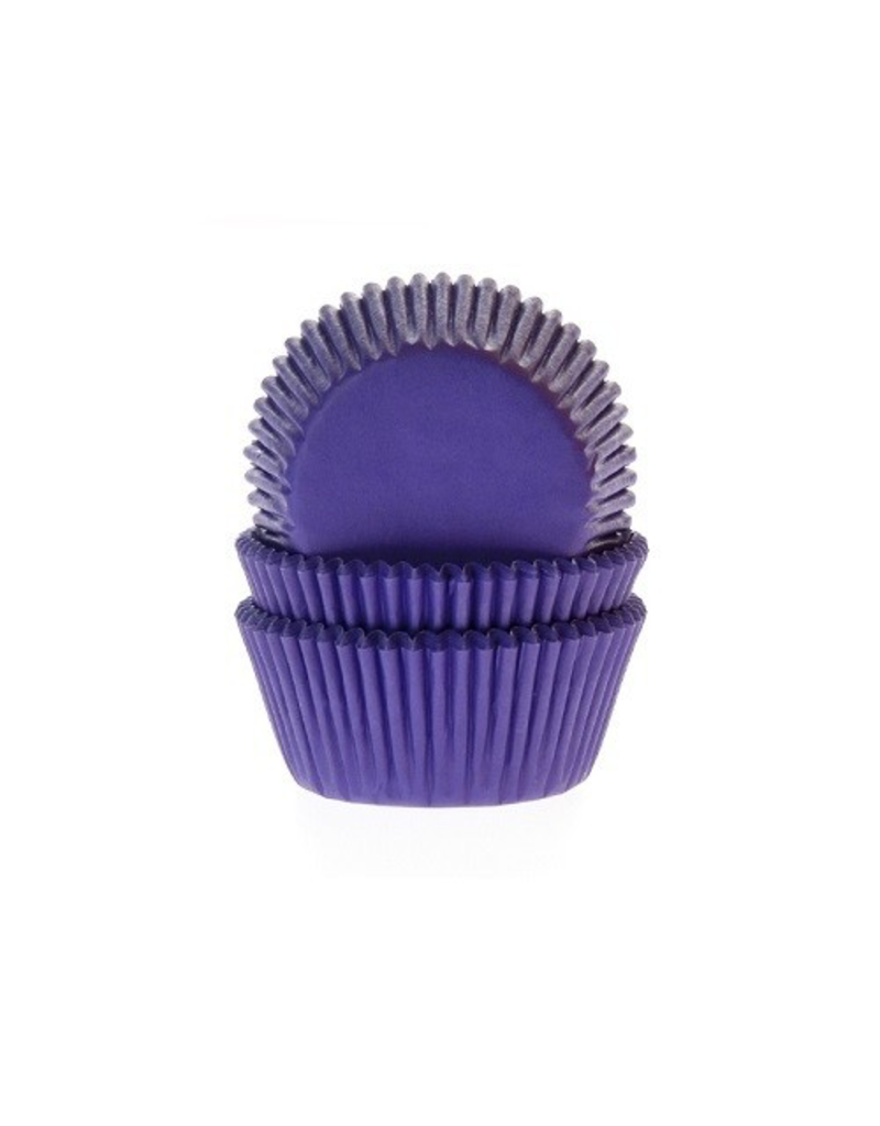House Of Marie Cupcakecup paars 50st