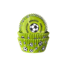 House Of Marie Cupcakecup voetbal 50st