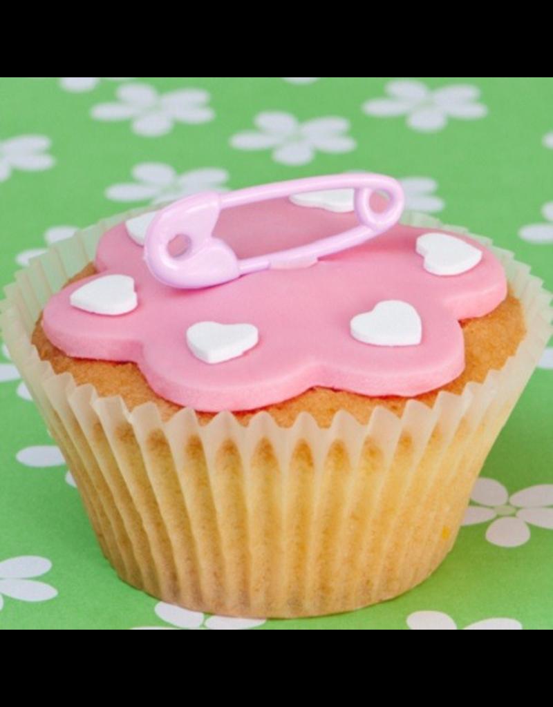 BrandNewCake Fondant baby roze BNC