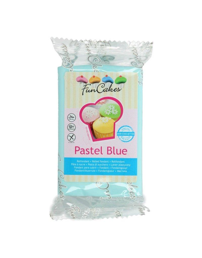 FunCakes Fondant pastel blauw