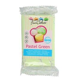 FunCakes Fondant pastel groen