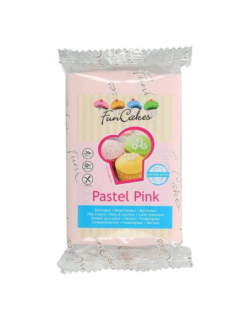 FunCakes Fondant pastel roze