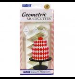 PME Geometric cutter diamond XL set/3