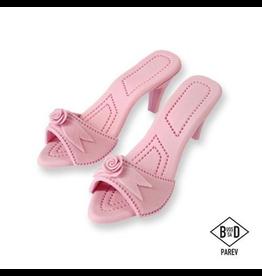 PME Suikerfiguur damesschoen roze