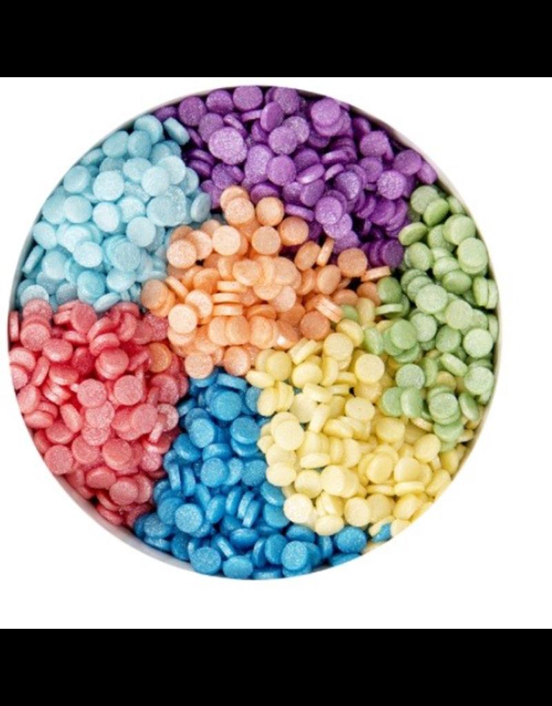 Städter Confetti unicorn 7 kleuren