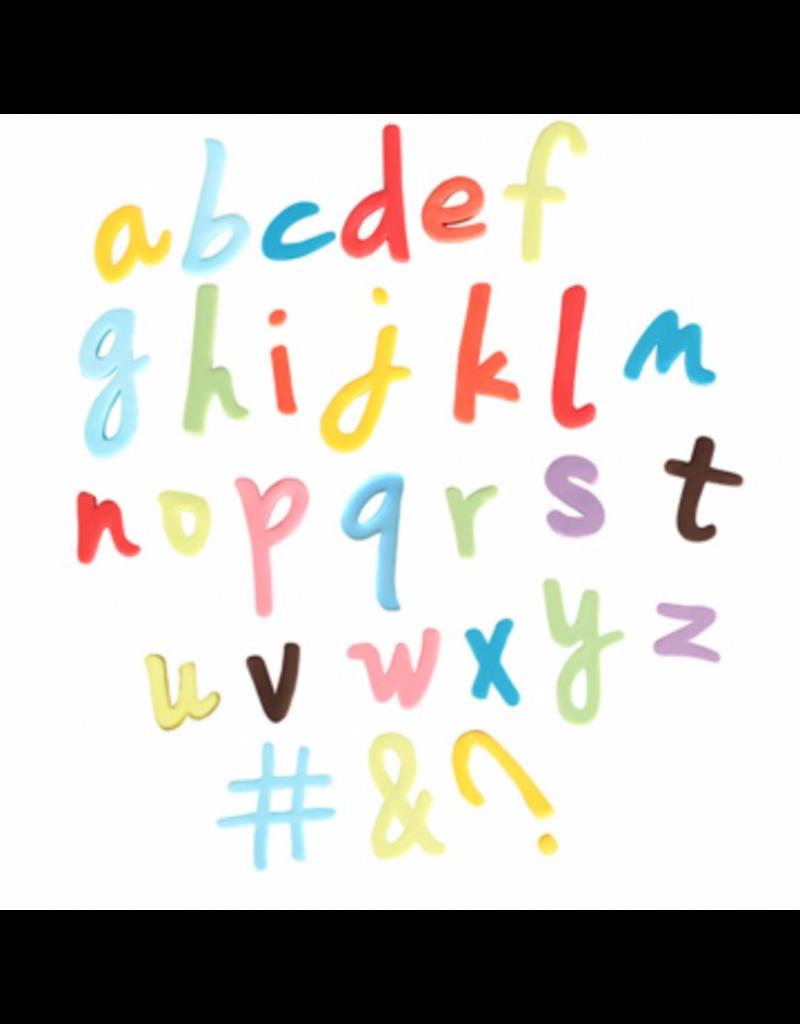 Cake Star Uitstekers script letters
