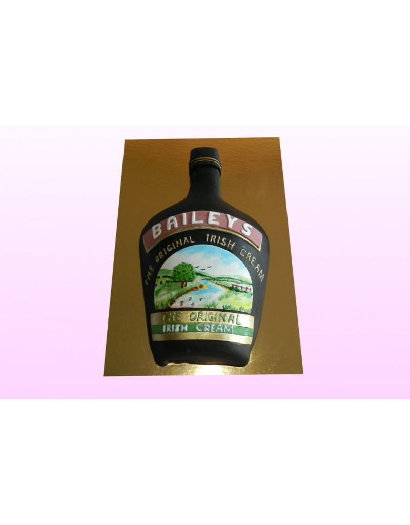1: Sweet Planet 3D Baileys fles