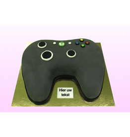 1: Sweet Planet 3D Xbox controller taart