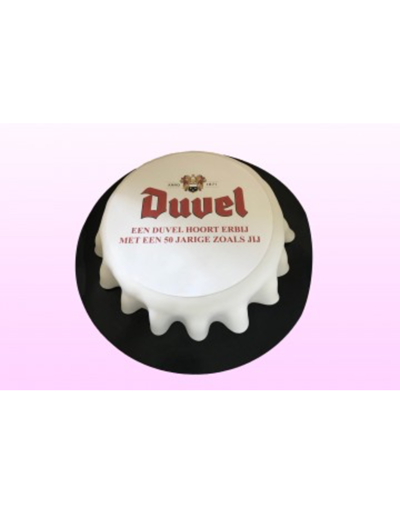 1: Sweet Planet Bierdop Duvel