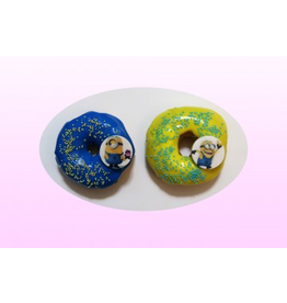 1: Sweet Planet Minions donuts