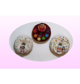 1: Sweet Planet K3 donuts