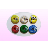 1: Sweet Planet Cars donuts