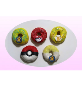 1: Sweet Planet Pokémon donuts
