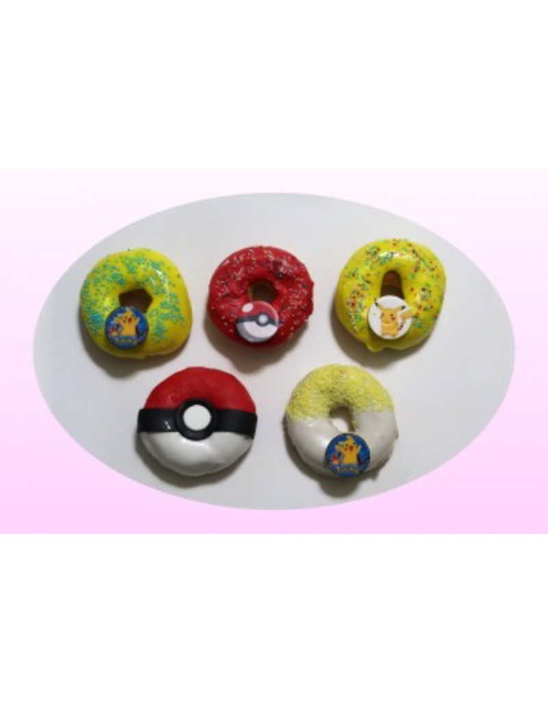 1: Sweet Planet Pokémon donuts