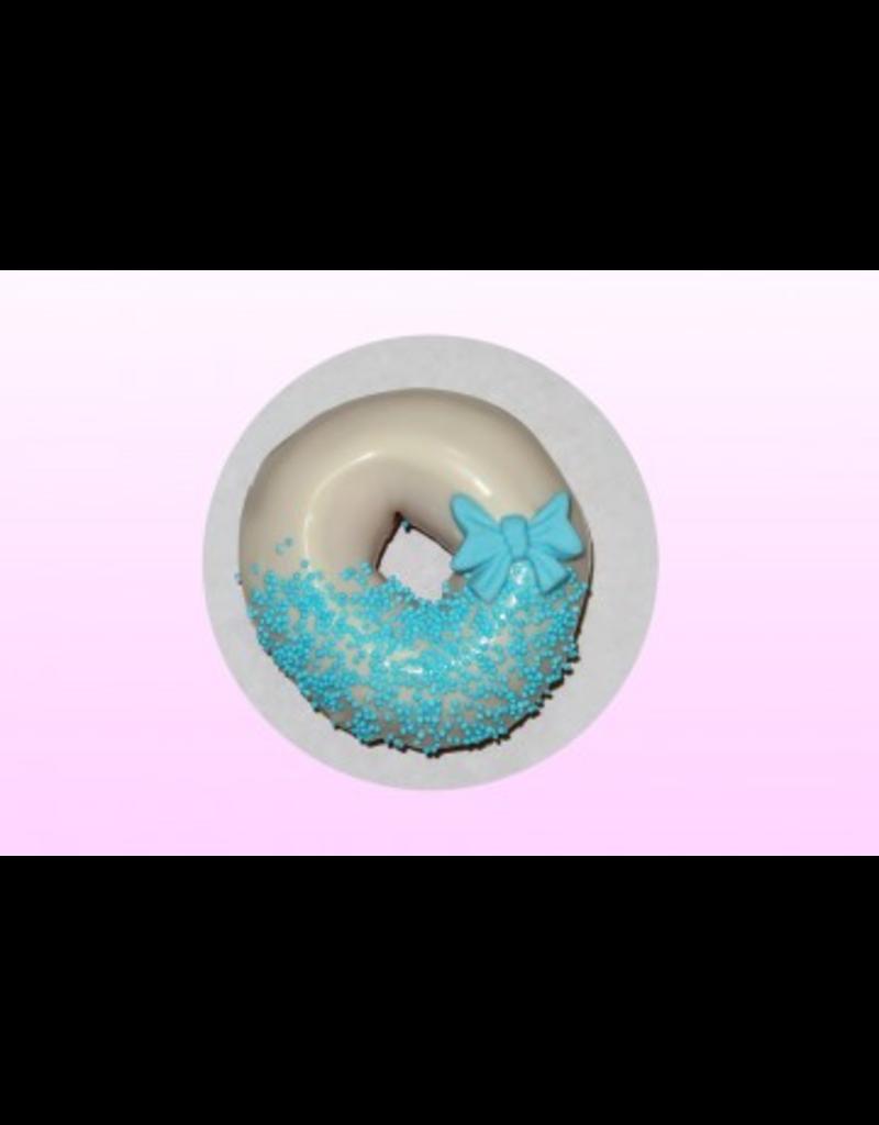 1: Sweet Planet Classic blauwe donuts