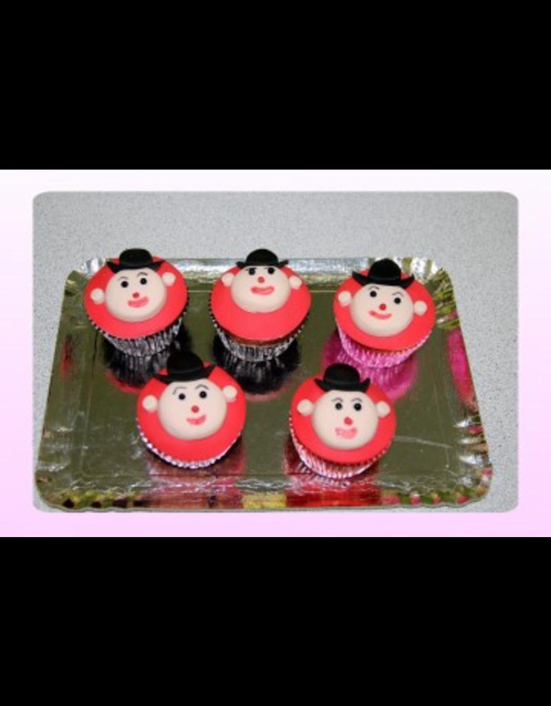 1: Sweet Planet Bumbalu Cupcakes