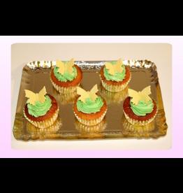 1: Sweet Planet Vlinder Cupcakes