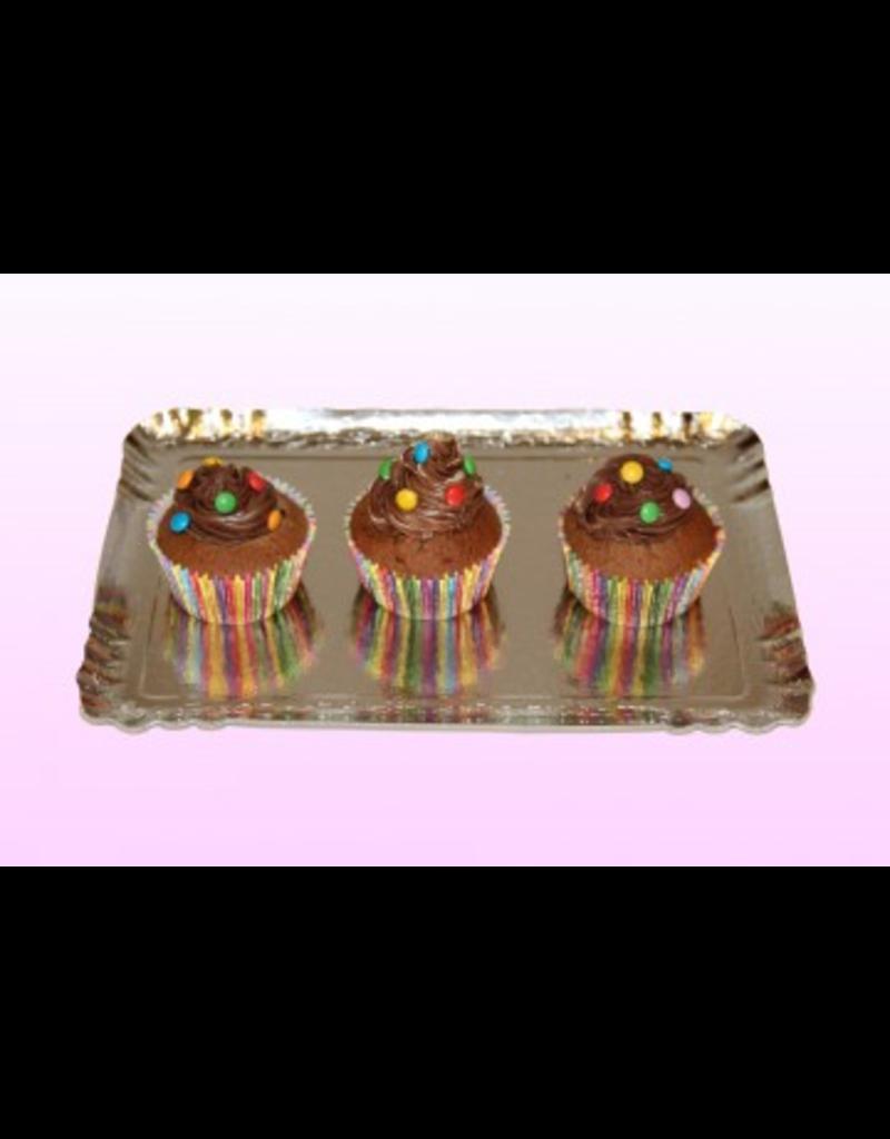 1: Sweet Planet Cupcakes met smarties