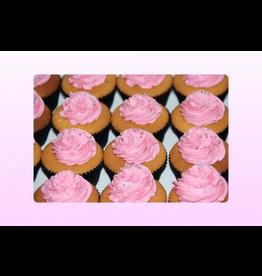 1: Sweet Planet Cupcakes crème bolletjes