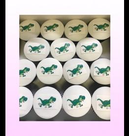 1: Sweet Planet DINOsaurus cupcakes