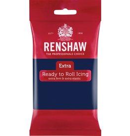 Renshaw Fondant Renshaw marine blauw 250g