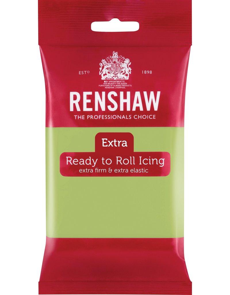 Renshaw Fondant Renshaw pastel groen 250g