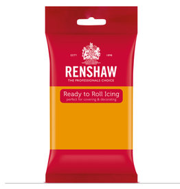 Renshaw Fondant Renshaw autumn gold 250g