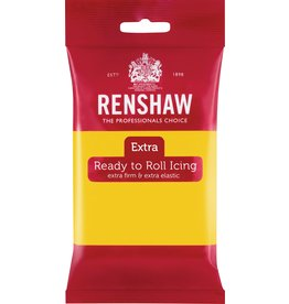 Renshaw Fondant Renshaw geel 250g