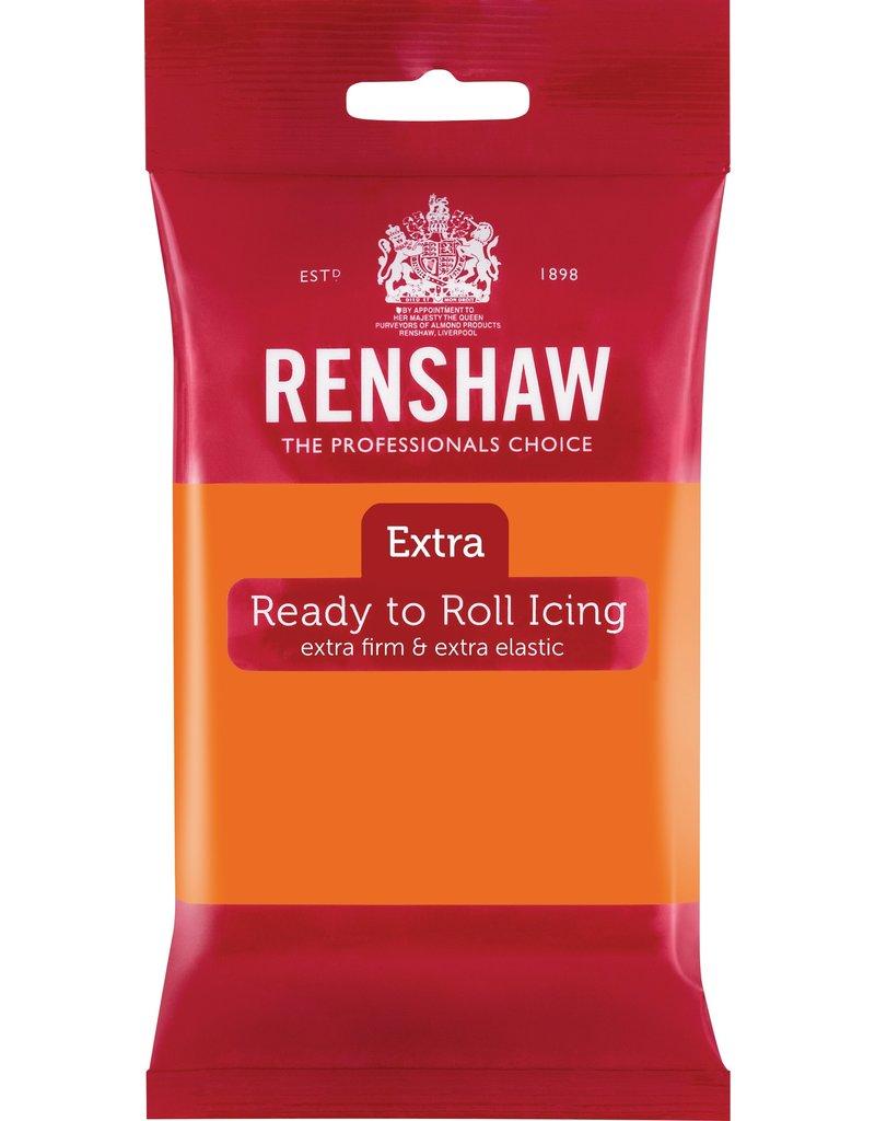 Renshaw Fondant Renshaw oranje 250g