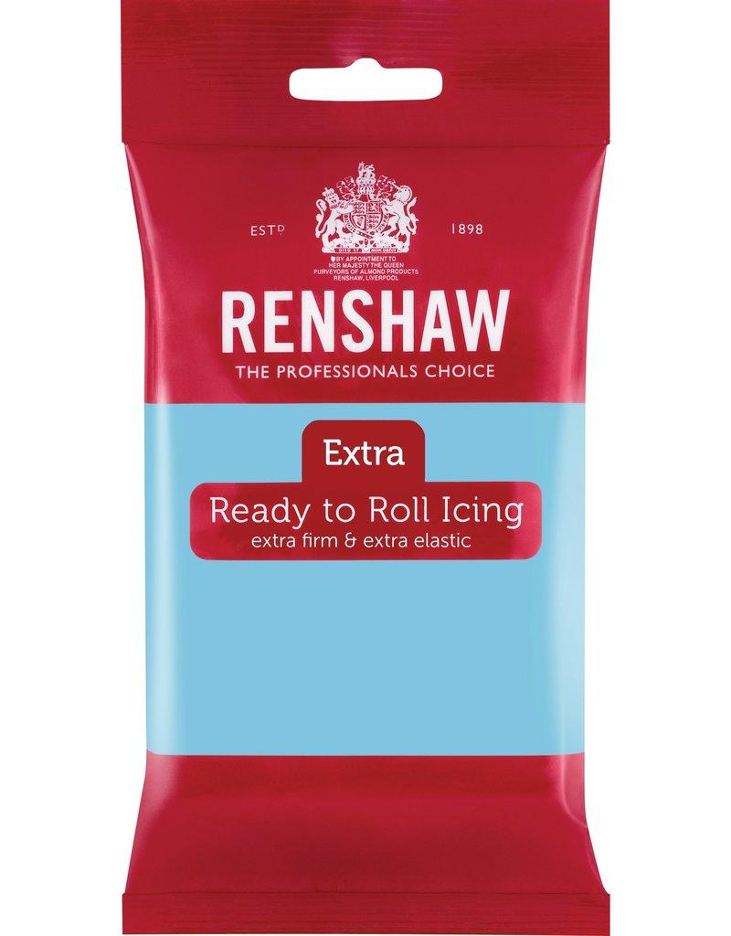 Renshaw Fondant Renshaw baby blauw 250g