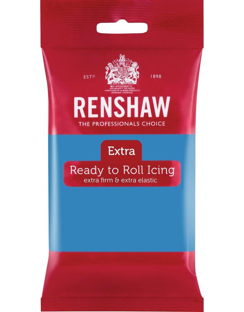 Renshaw Fondant Renshaw turquoise 250g