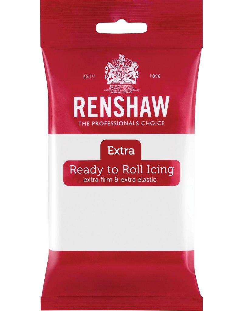 Renshaw Fondant Renshaw wit 250g