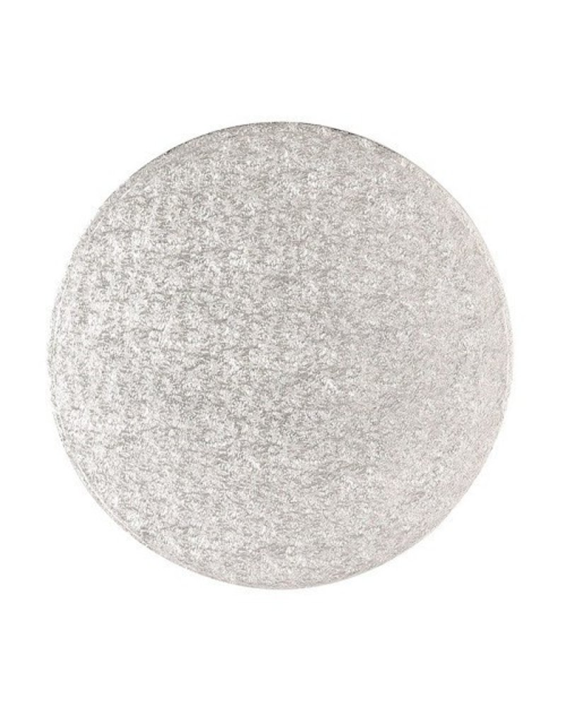 2: Sweet Store Cakeboard zilver rond 40.5cm