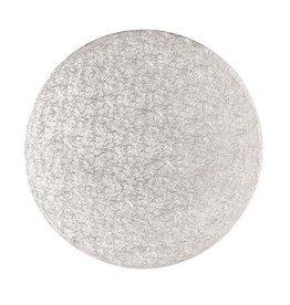 2: Sweet Store Cakedrum rond 25cm zilver