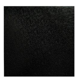 2: Sweet Store Cakedrum vierkant 25cm zwart
