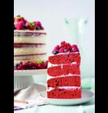 BrandNewCake Red Velvet (cup)cake mix 1kg
