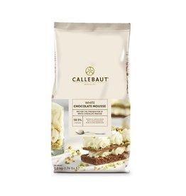 Callebaut chocolademousse wit