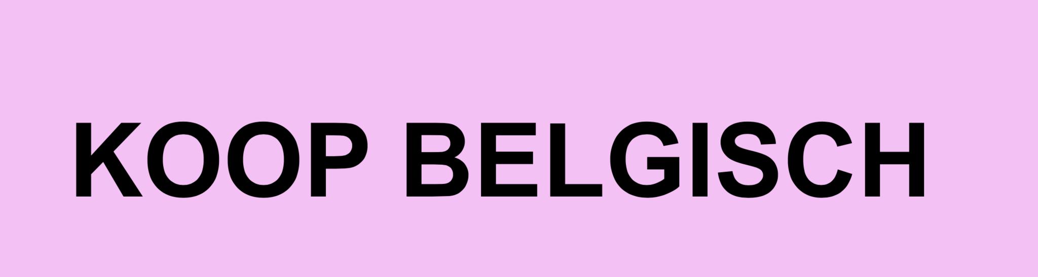 KOOP BELGISCH