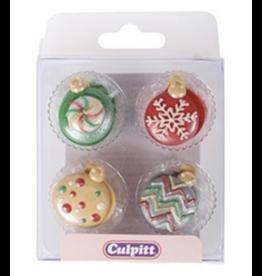 Culpitt Suikerfiguurtjes kerstballen