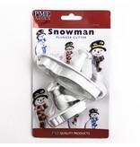 PME Sneeuwman plunger cutter