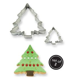 PME Cookie Cutter kerstboom set/2